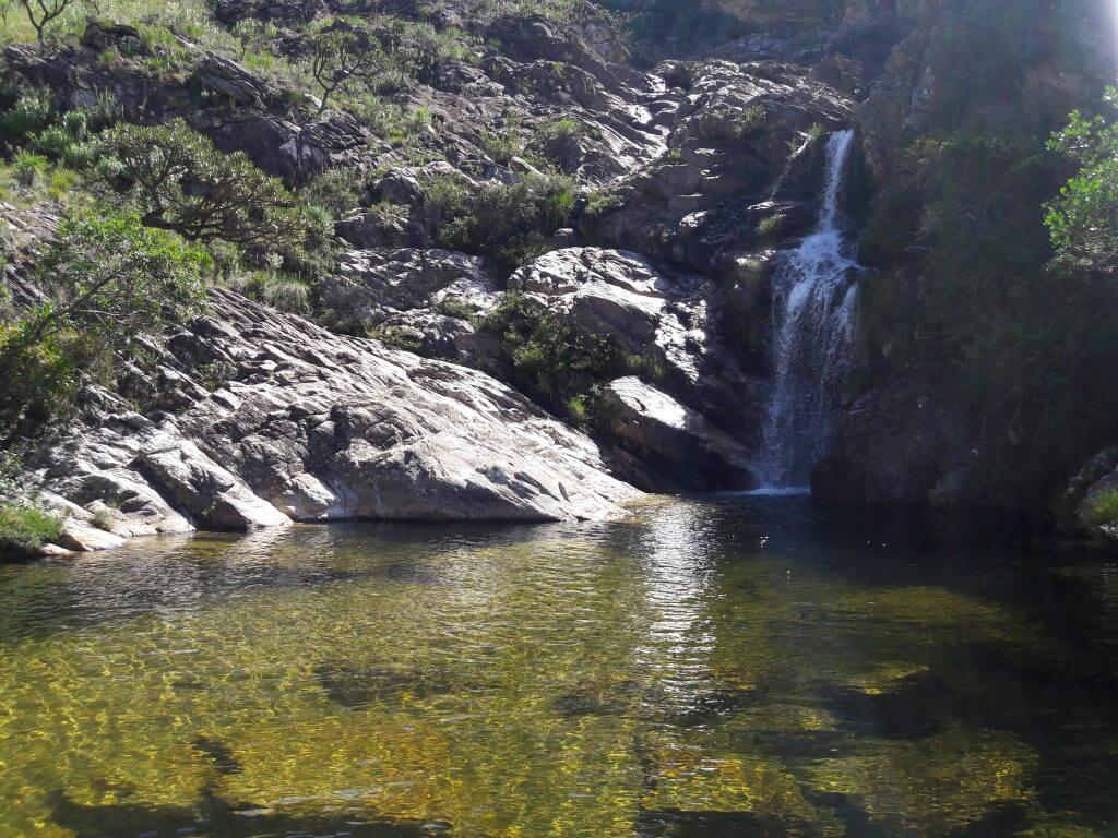 Paz na Cachoeira do Gavião