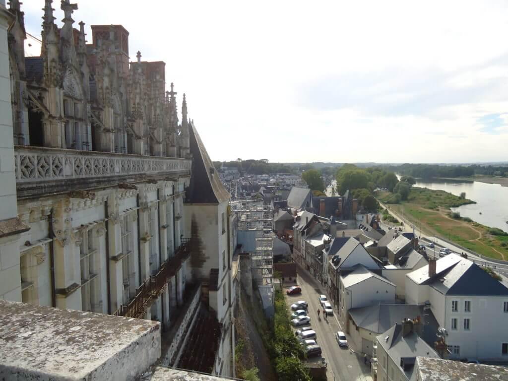 Os Castelos da França são suntuosos