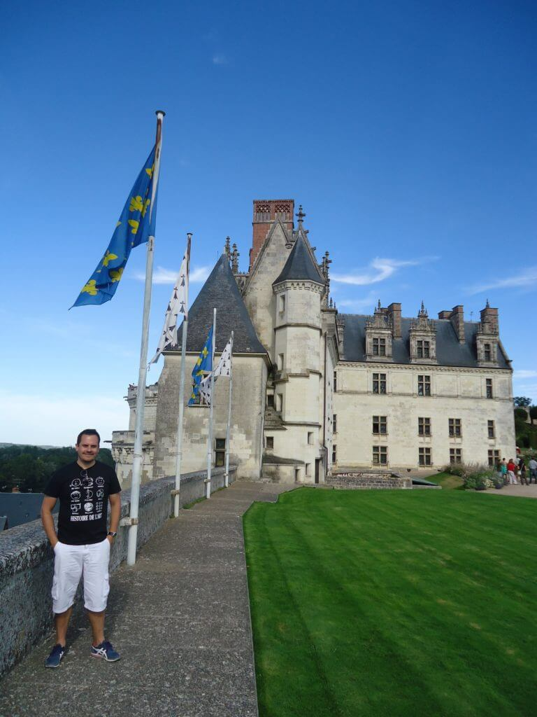 O Chateau de Amboise