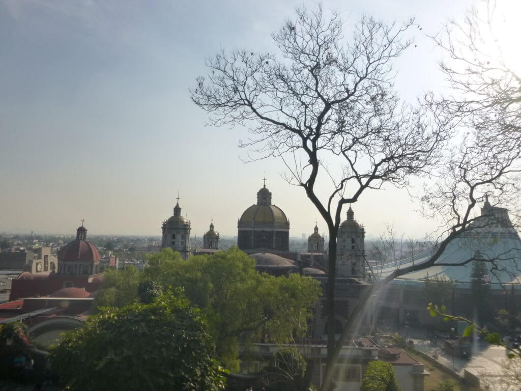 Visual da Capilla del Cerrito