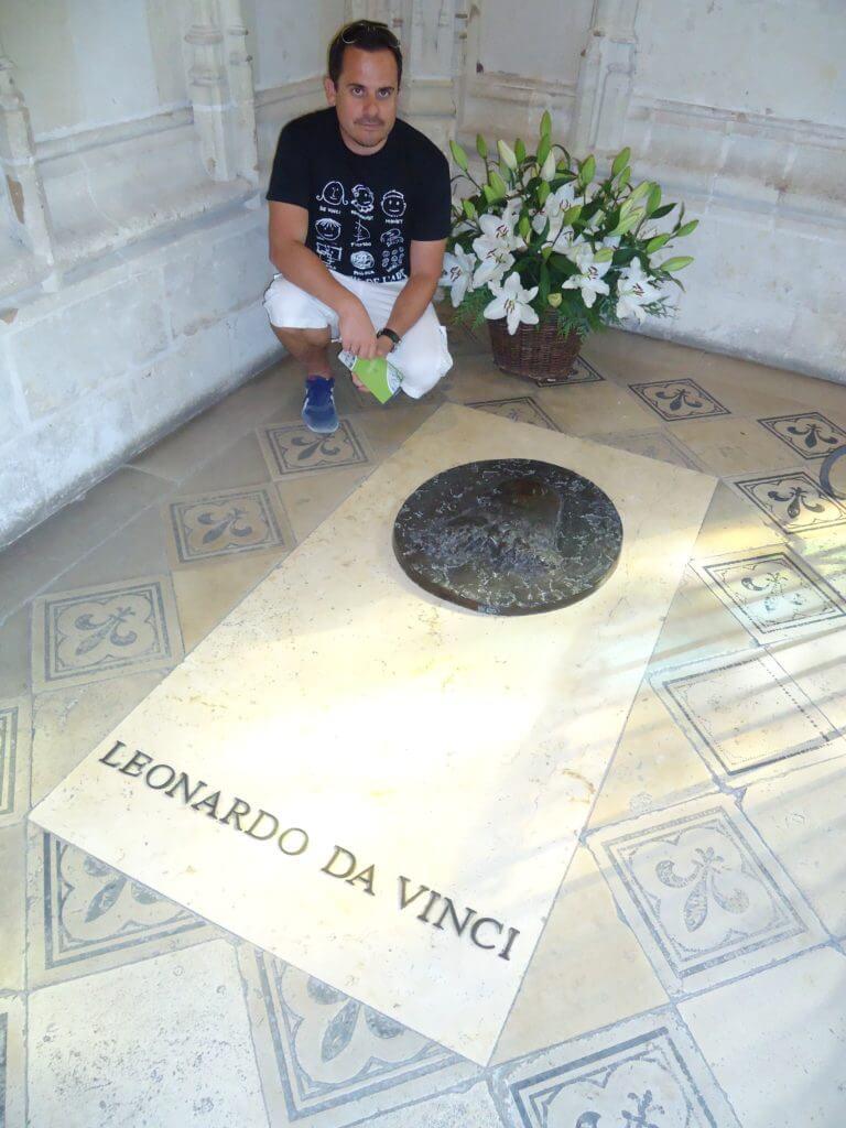 Túmulo de Leonardo da Vinci