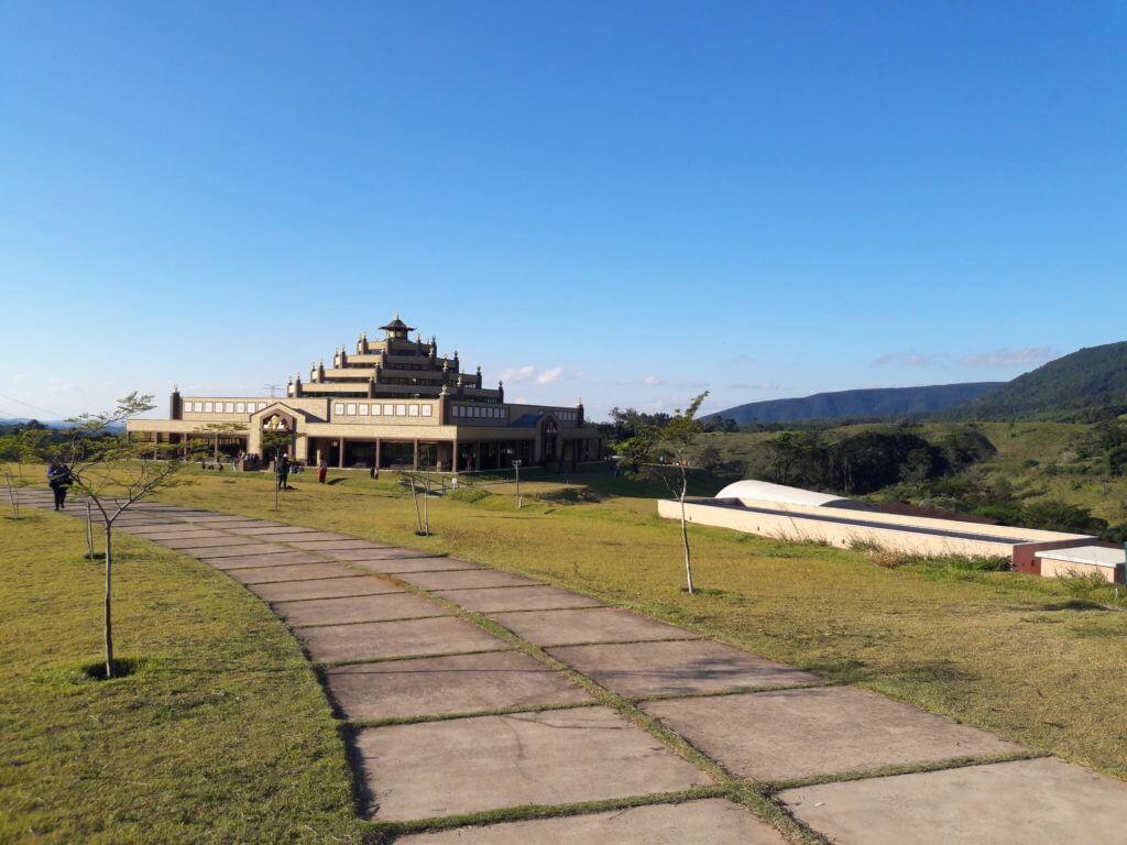 Os caminhos para o templo