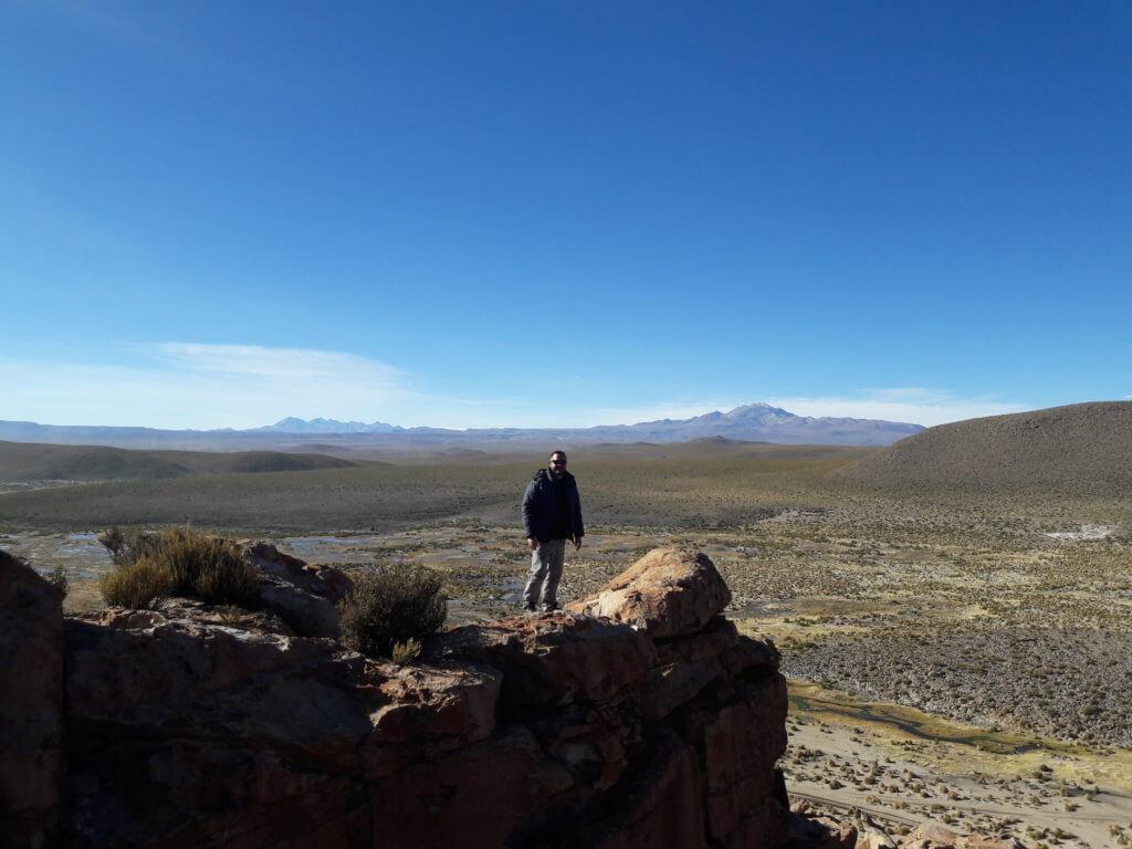 Uma das surpresas do Uyuni: Ciudad de Piedras em Mallcu Villamar.