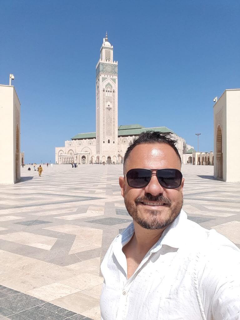 O Roteiro Marrocos pode começar por Casablanca