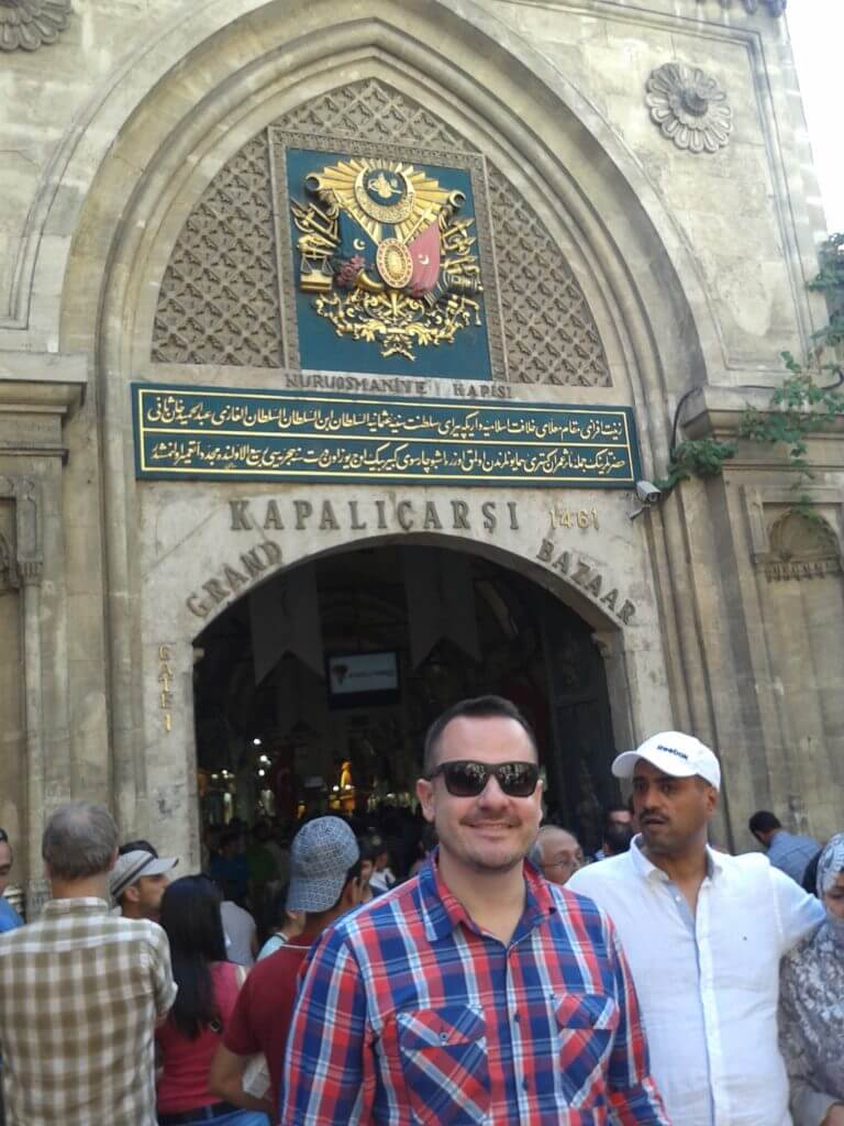 Negociar faz parte dos Costumes Muçulmanos. O Grand Bazaar em Istambul é talvez o shopping mais antigo do mundo, pois foi aberto em 1461.