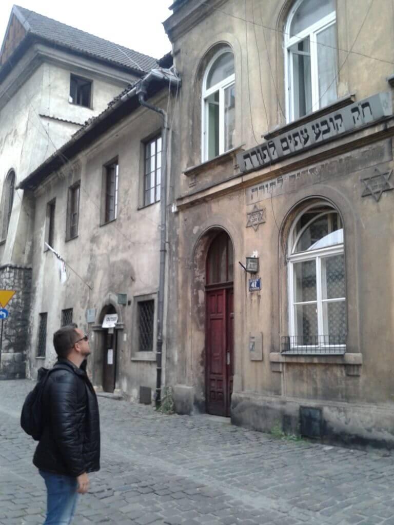 O interessante Bairro Judeu Kazimiers em Cracóvia
