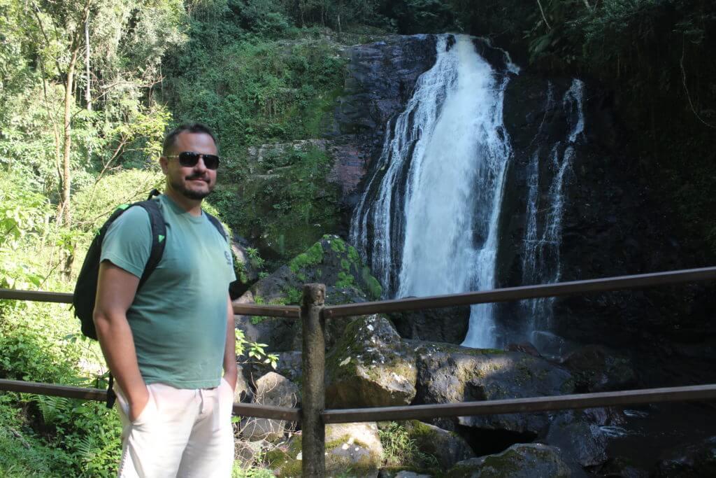 As belas cachoeiras de Corupá