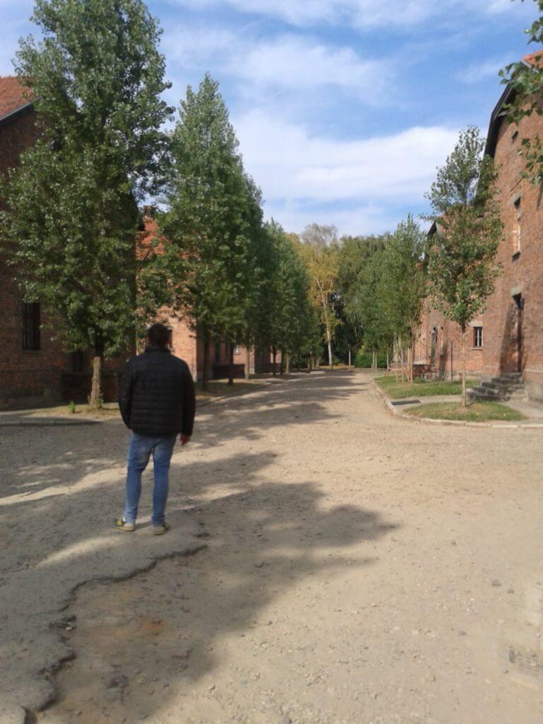 Auschwitz é um dos campos de concentração nazista mais conservados