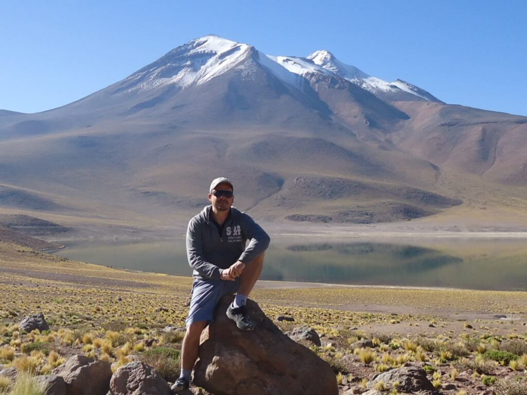 O Atacama foi lindo, mas sabe aquela viagem que você não interage com ninguém ? É preciso estar preparado para o silêncio.