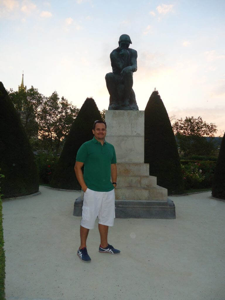 Existe muita Paris além da Torre Eiffel, que tal conhecer o Museu Rodin ?