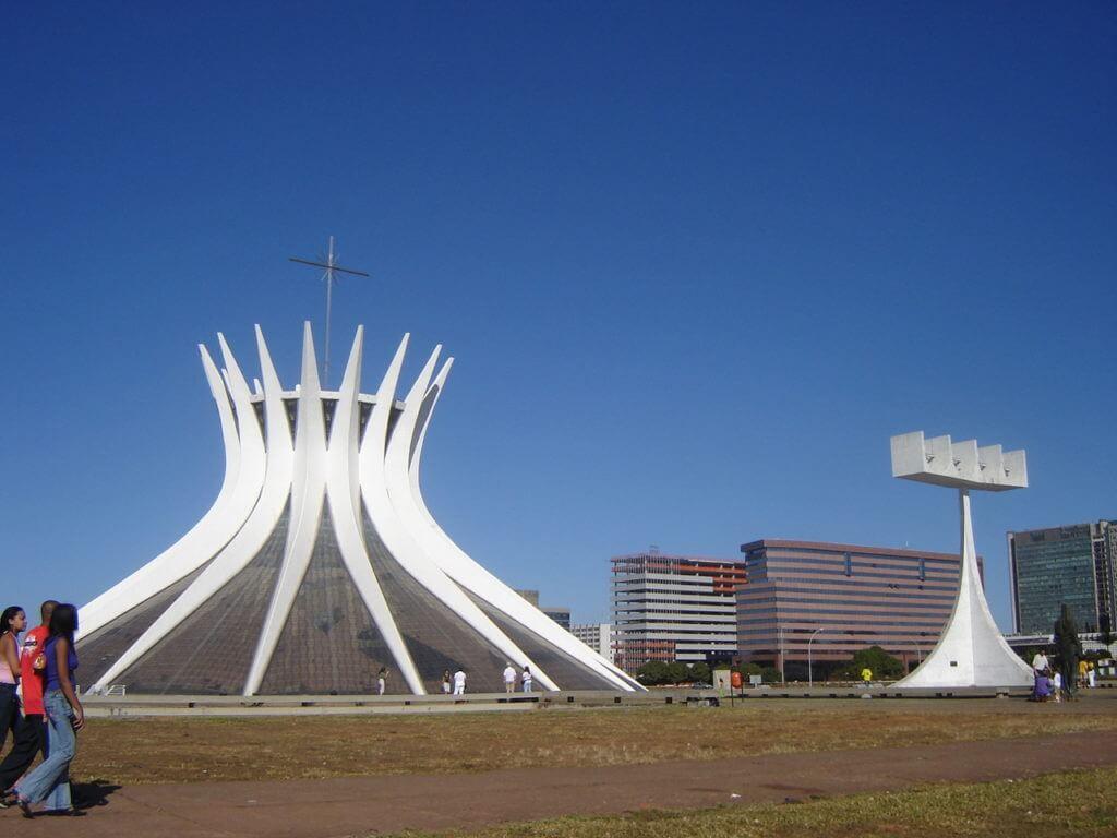 O legado de Niemayer em Brasília
