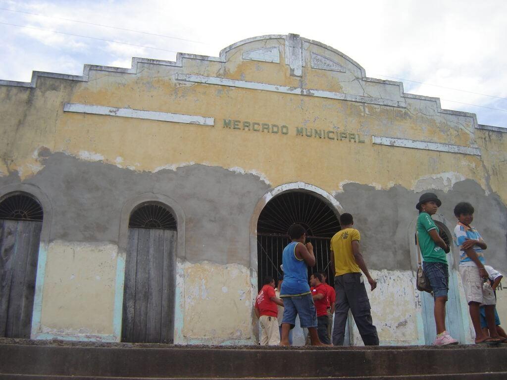 O Mercado de Piaçabuçu