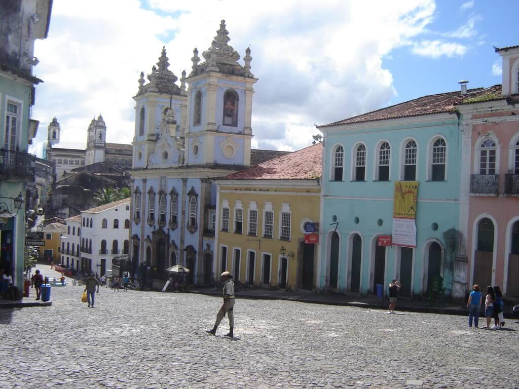 Todas as cores do Pelourinho em Salvador