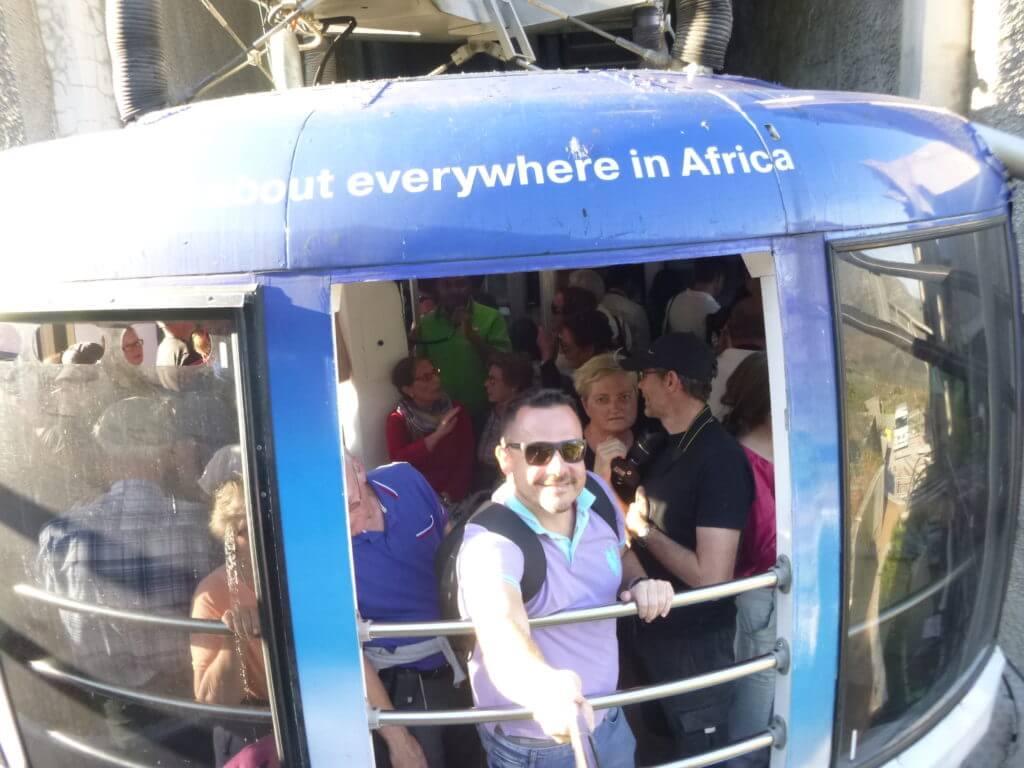 Sabia que o teleférico para a Table Mountain em Cape Town é mais barato às sextas-feiras ?