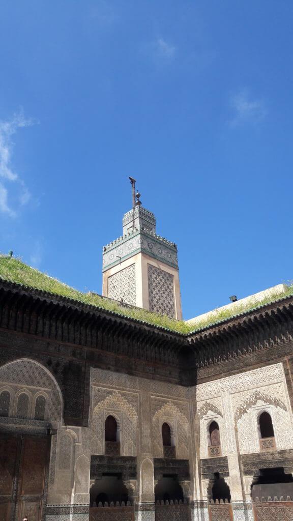 As antigas escolas de Al Corão