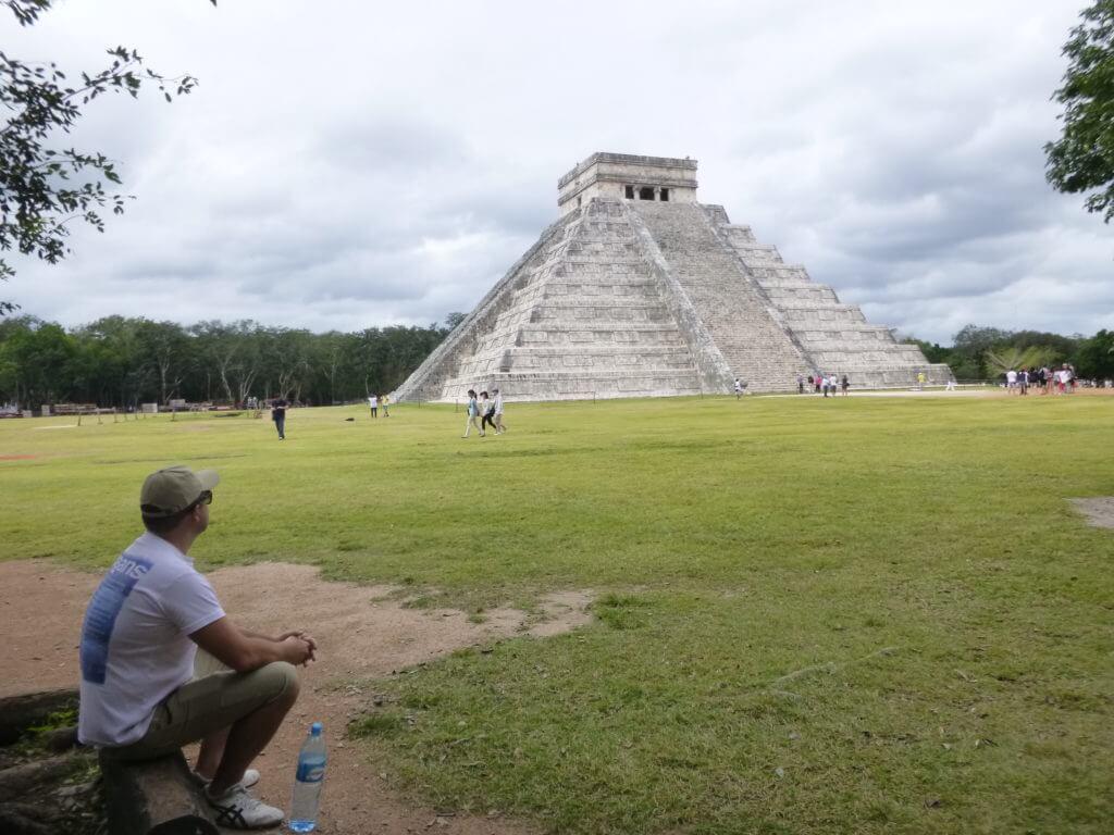 A Riviera Maya proporciona um mix perfeito entre natureza e história