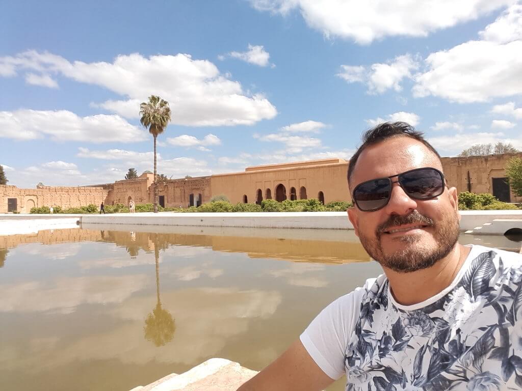 O enorme El Badi