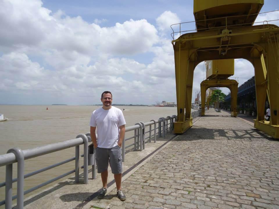 Passear pela Estação das Docas é um ótimo passeio em Belém do Pará