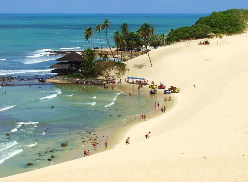 Crédito: www.praiasdenatal.com.br