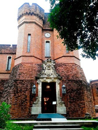 O Castelo Museu São João