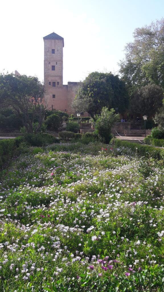 O Jardim Andaluz