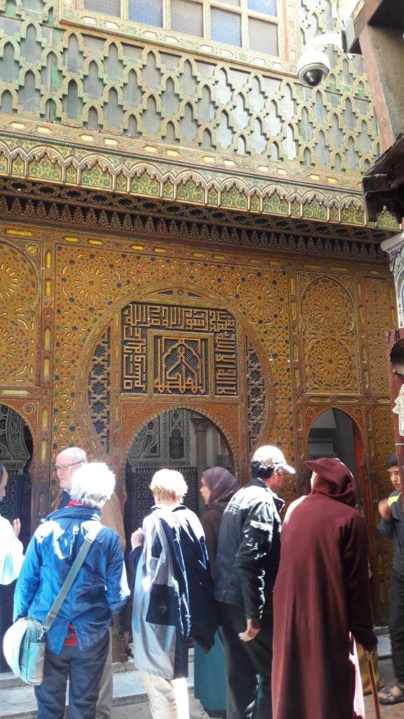 No meio da agitação na medina não deixe de prestar atenção nos detalhes