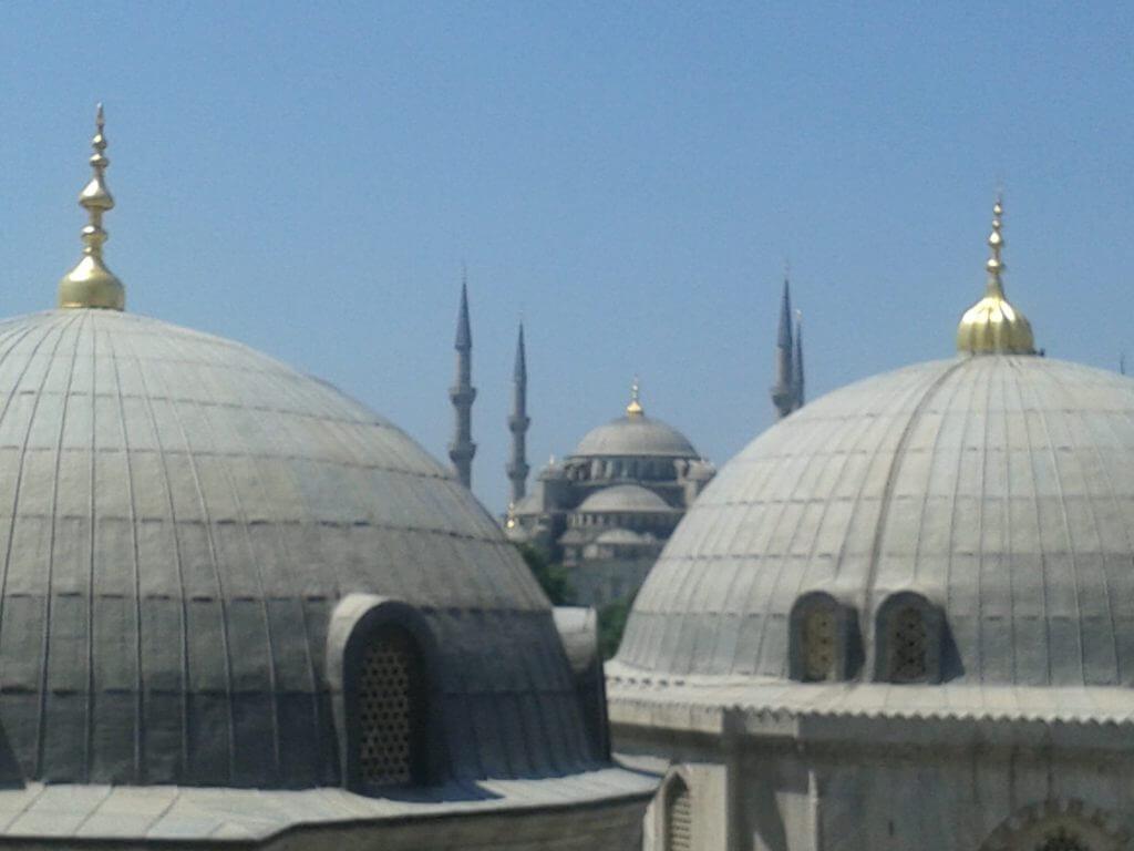 Conhecer as Mesquitas de Istambul é um programa imperdível na Turquia