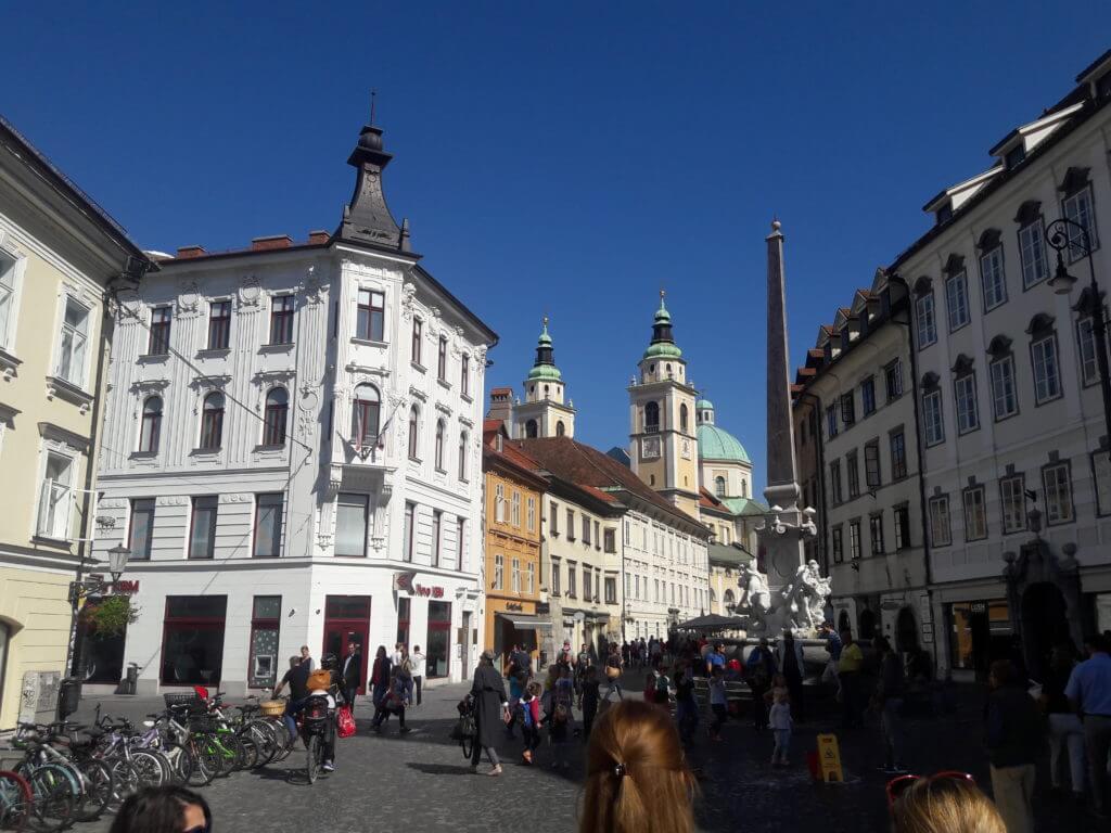 """O dia em que somente """"existi"""" em Liubliana, capital da Eslovênia"""