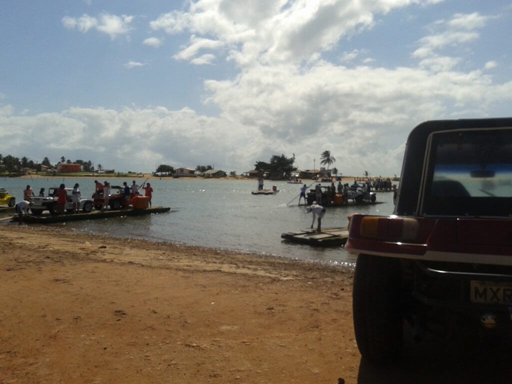 A travessia do Ceará Mirim