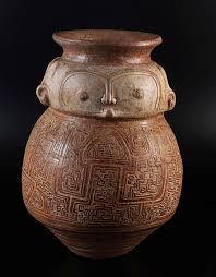 A Cultura Marajoara foi uma das mais complexas no Brasil.
