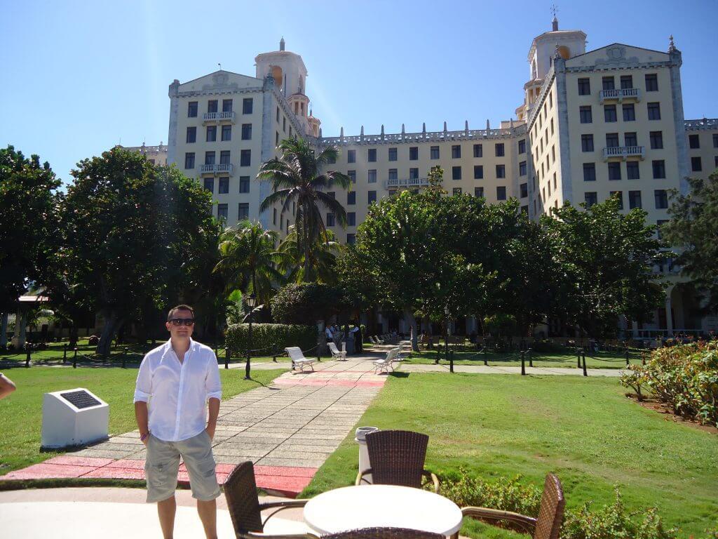 O histórico Hotel Nacional de Cuba