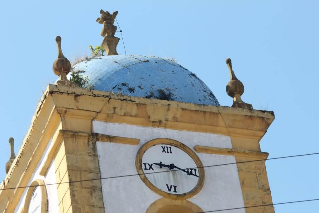 O Antigo Relógio