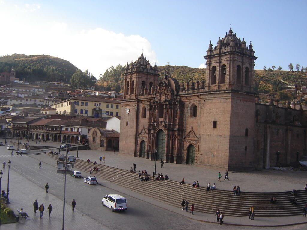 Dicas Machu Pichu: o centro histórico de Cuzco é marcado por grandes construções coloniais