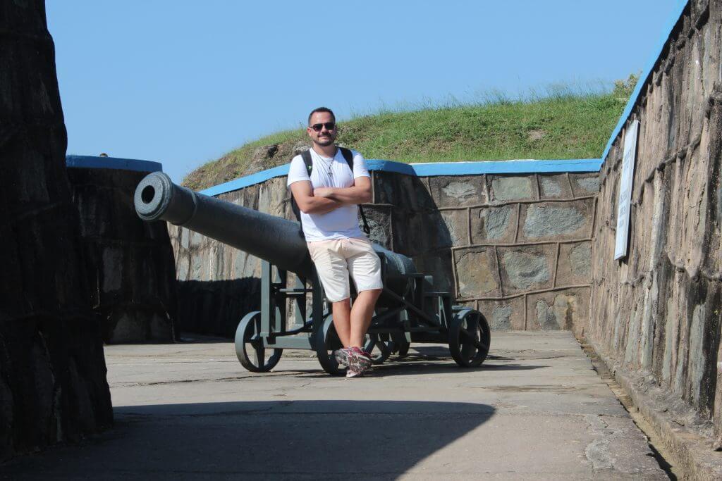 Conhecendo o Forte Marechal Luz