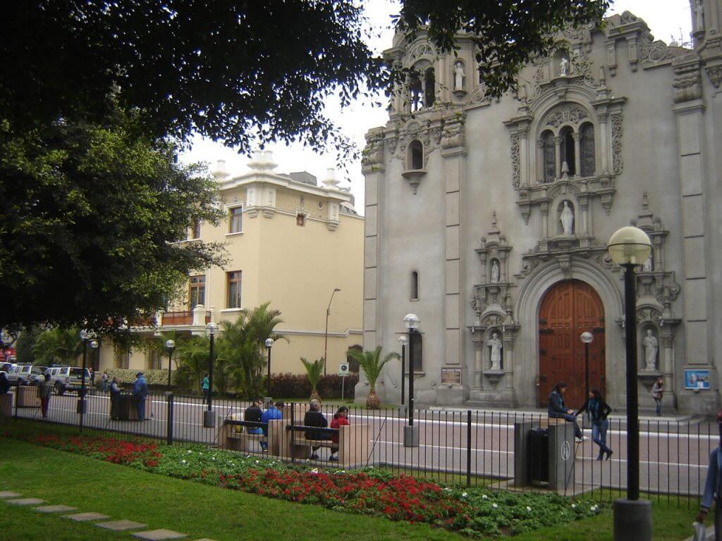 Dicas Machu Pichu: Miraflores é uma agradável região de Lima