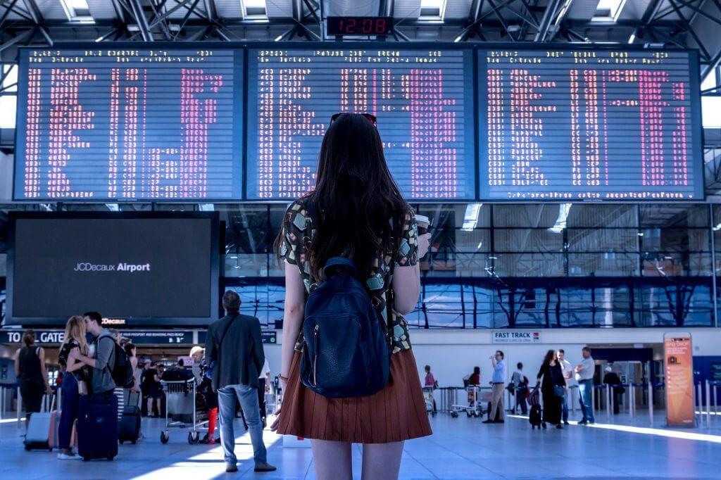 Escolher voos existe muita atenção e concentração. Confirme cuidadosamente antes de comprar