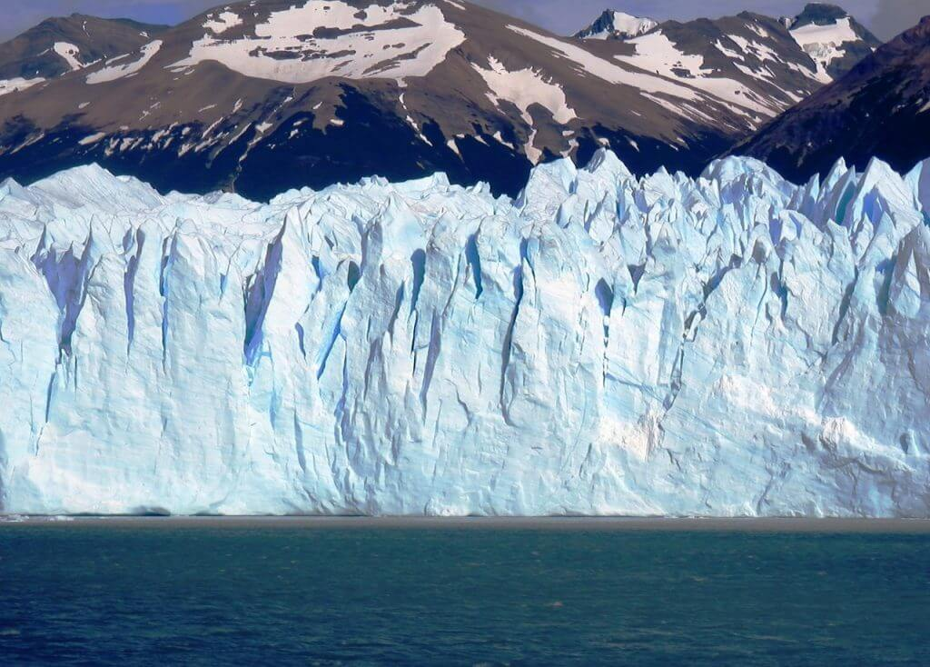 Confesso que fiquei impressionado com o Glaciar Perito Moreno Argentina