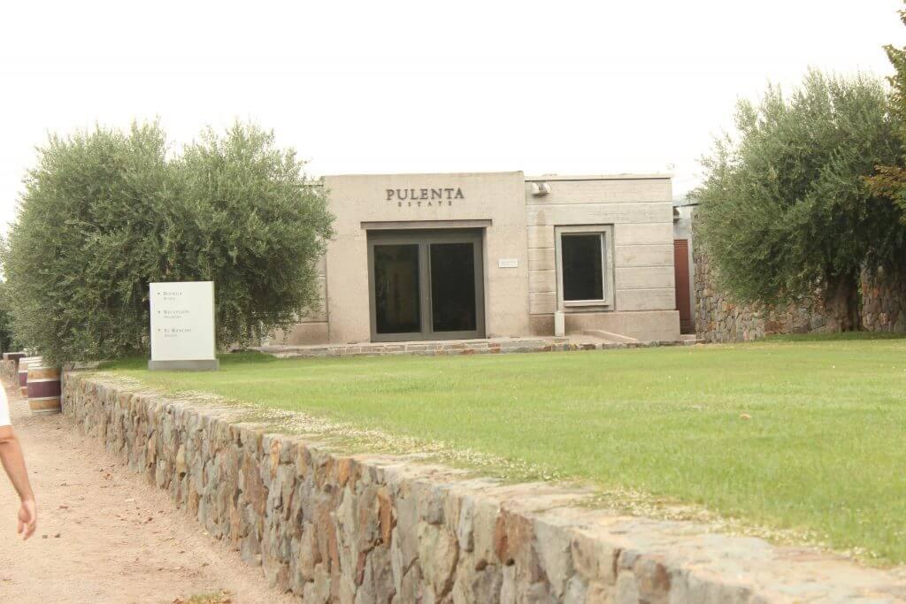 As instalações da Pulenta Estate