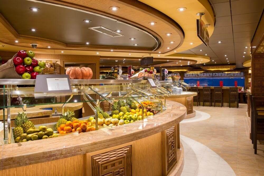 O Restaurante Buffet - Crédito: diariodebordomsc.com.br