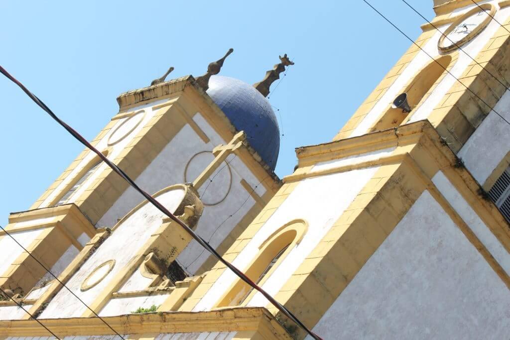 Torres do Santuário de Nossa Senhora da Graça