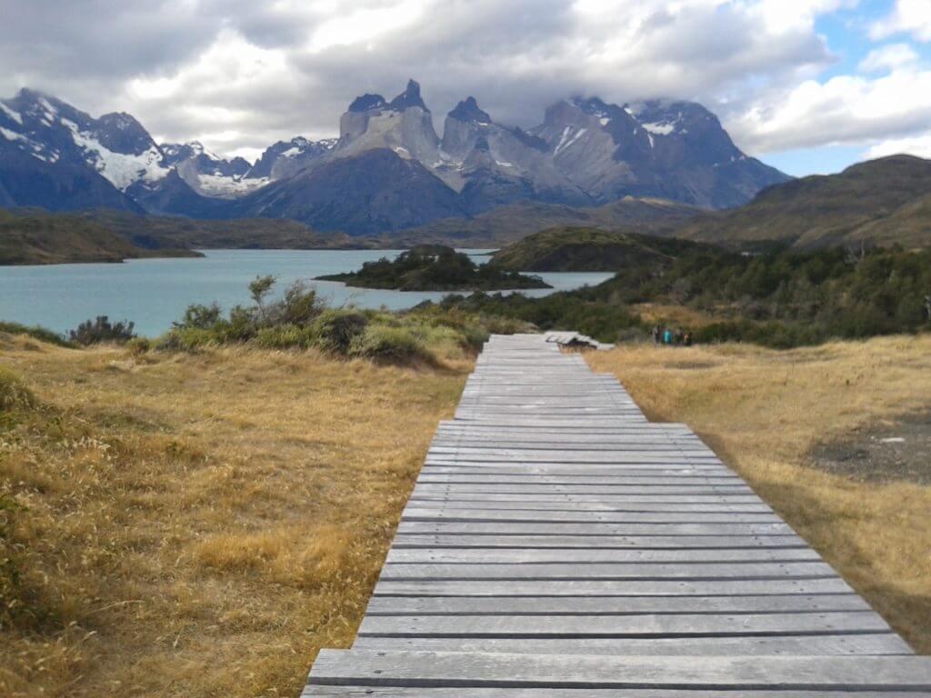 Torres del Paine no Chile é considerado um dos parques mais bonitos do mundo