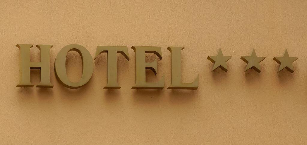 A famosa classificação de hotéis por estrelas