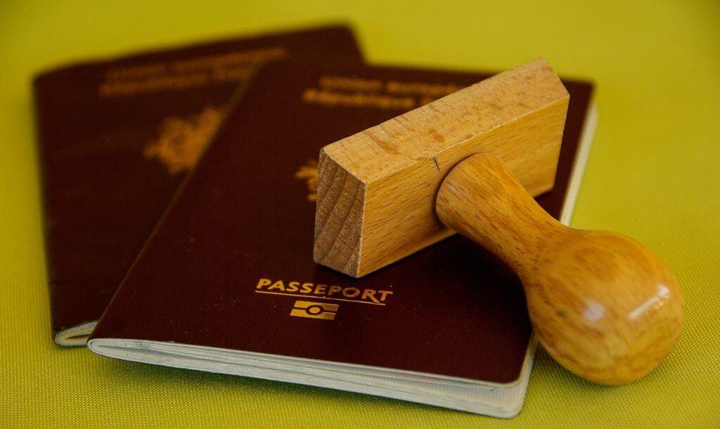 O Passaporte é nossa identidade fora do país