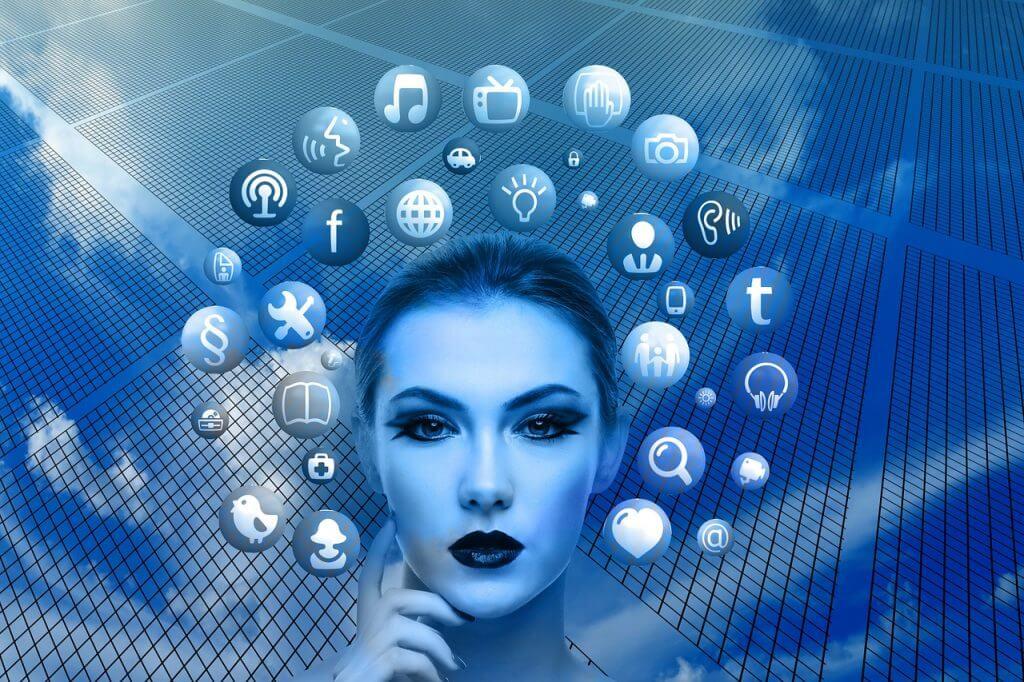 Já se deram conta que as redes sociais sabem tudo da gente ?