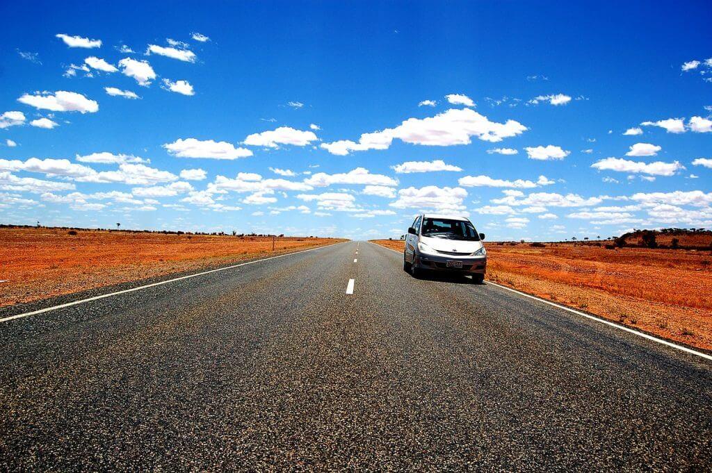 Viajar de carro traz muita liberdade