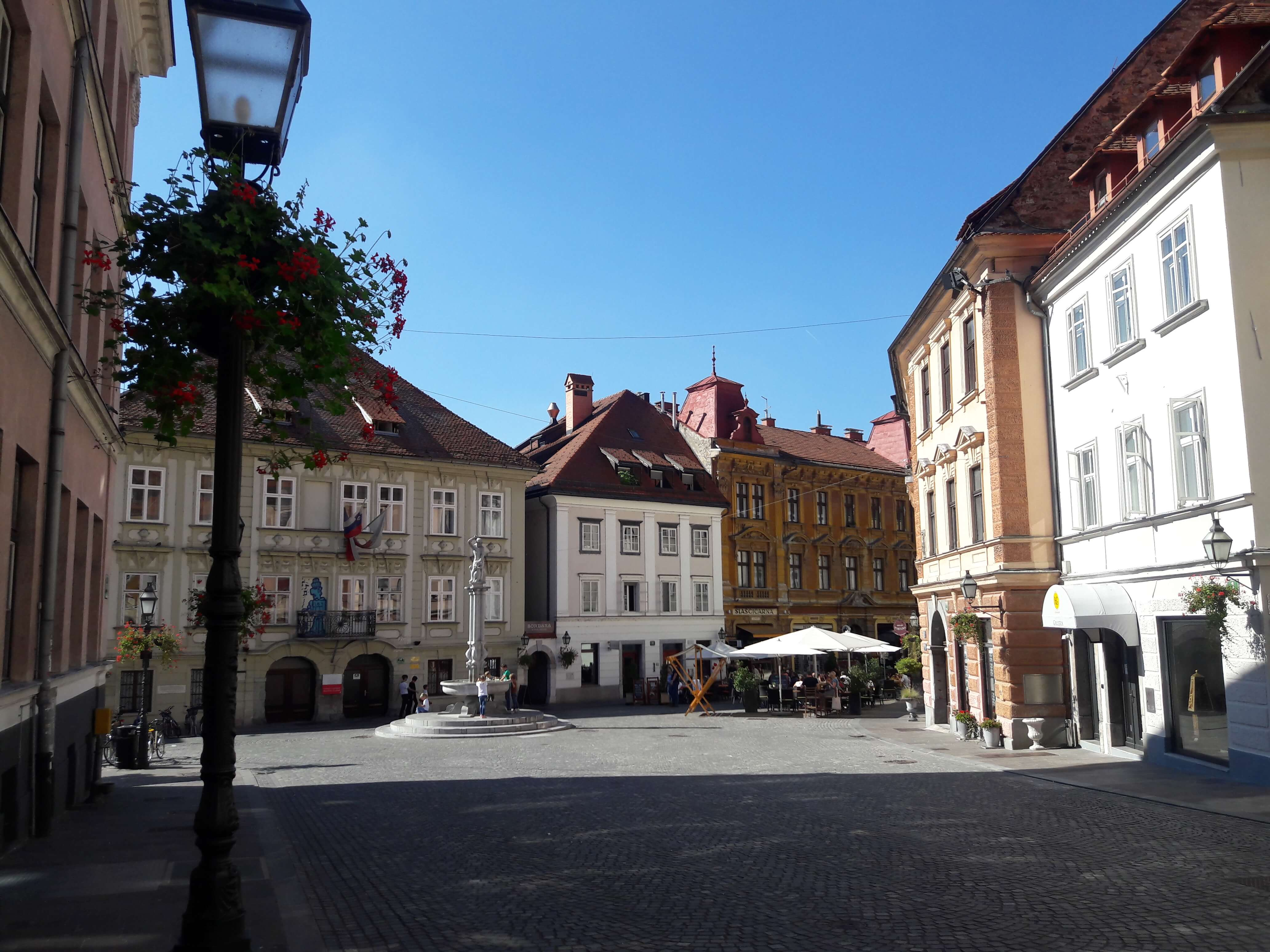 ruas Liubliana