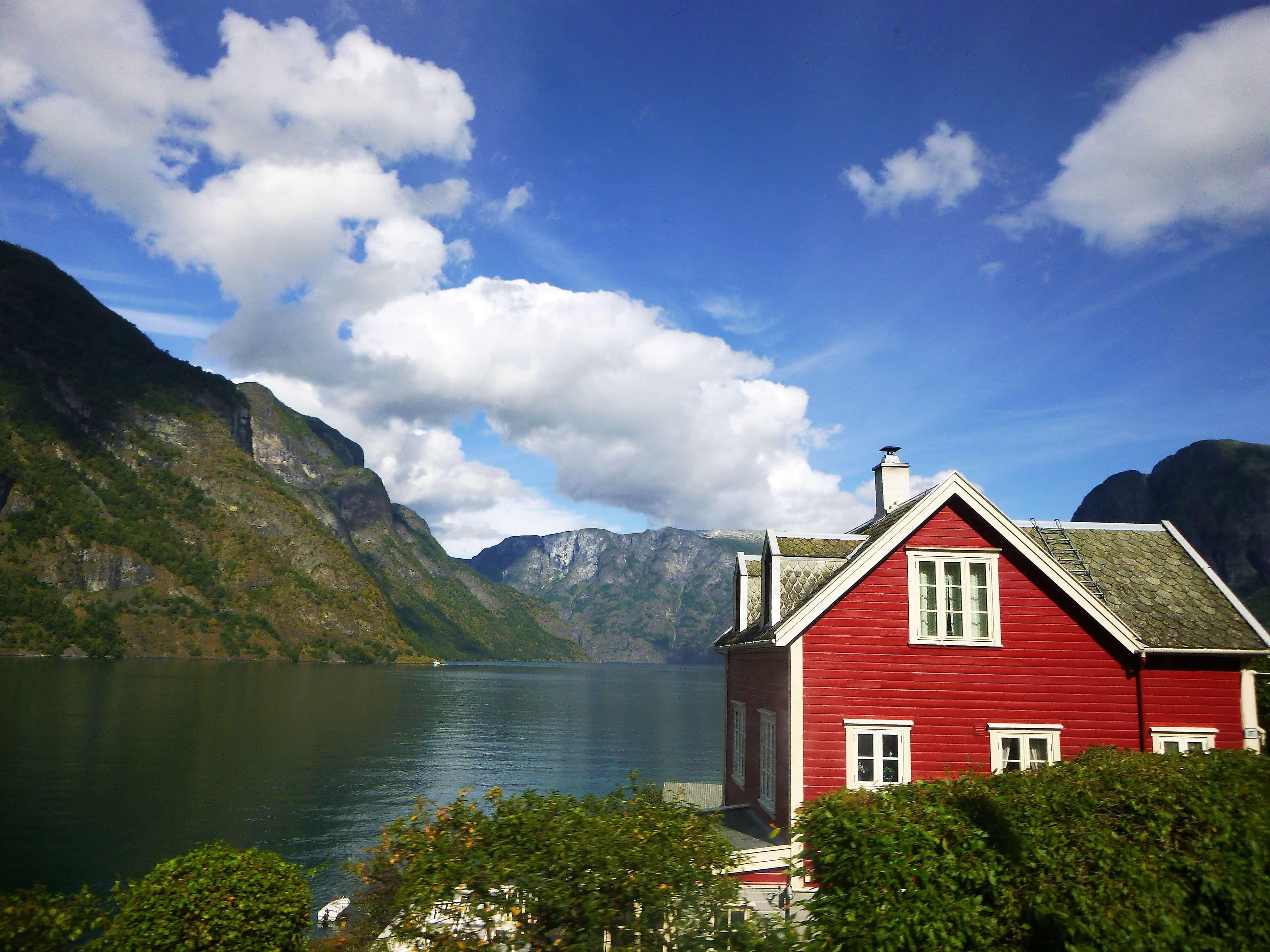 Estradas da Noruega