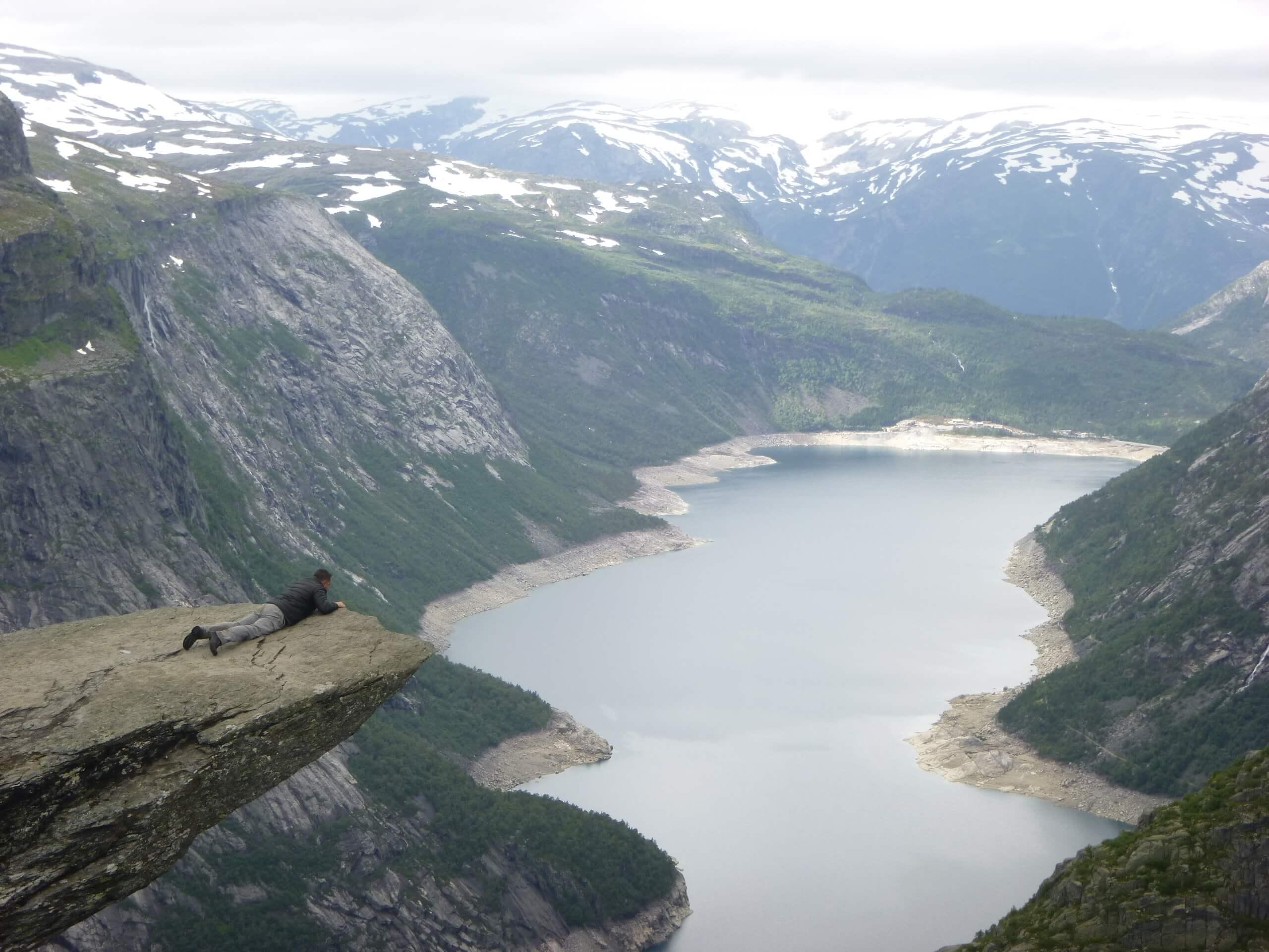 Língua do Troll na Noruega