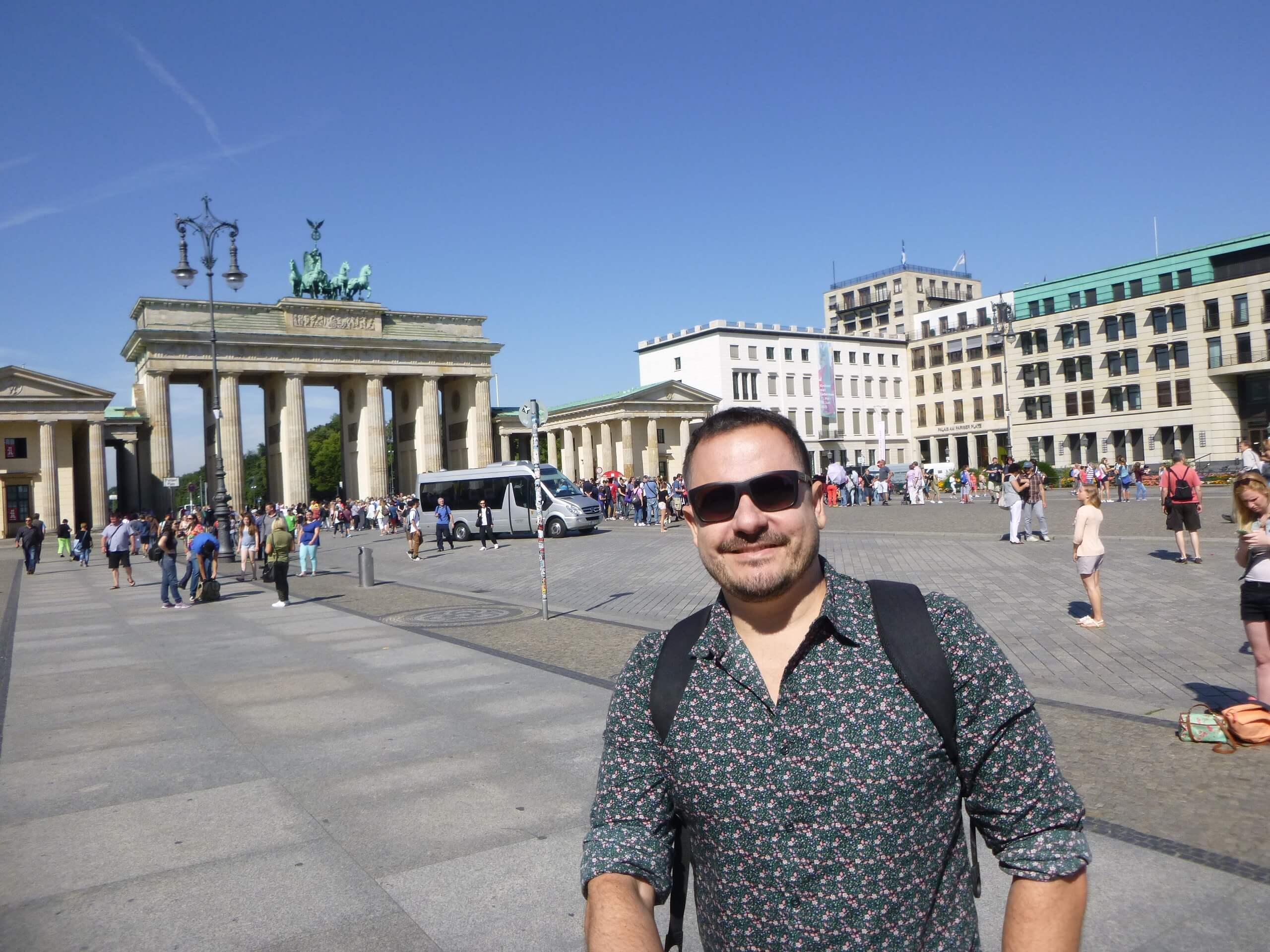 Portão Brademburgo
