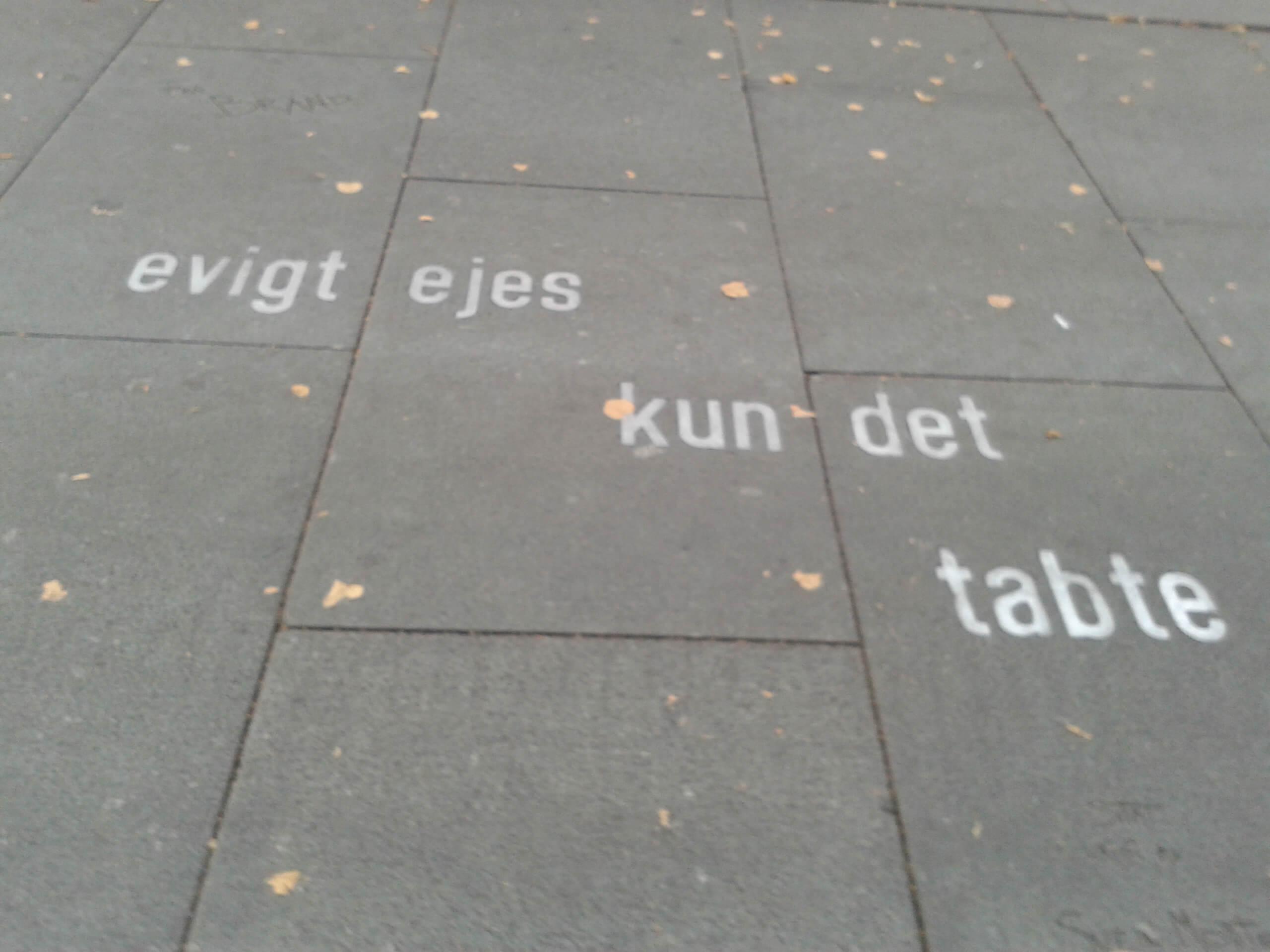 Ruas de Oslo
